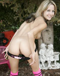Playing At My Garden Naked! - Picture 9