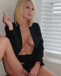Bailey Kline Nude Big Boobs Bald Pussy - Picture 4