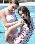 Teen hottie Kristina Fey from Kristina Fey